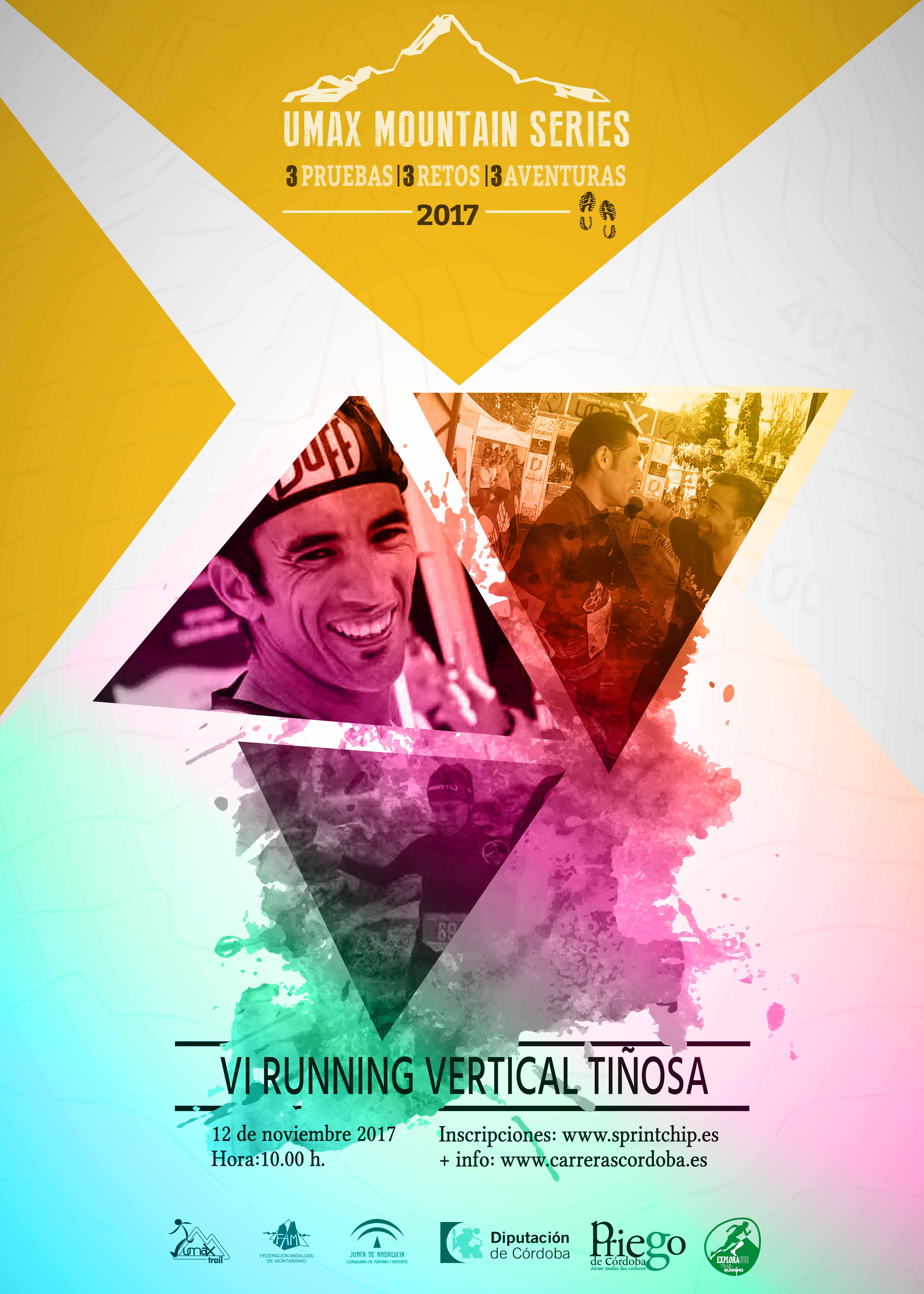 PAREJA MIXTA - VI Subida Vertical Pico Tiñosa - Sprint Chip