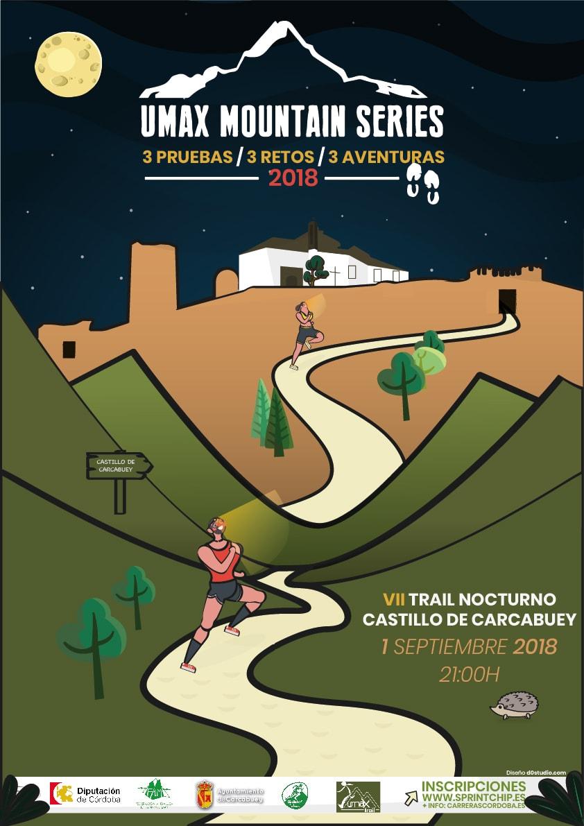 VII Trail Nocturno 'Castillo de Carcabuey' - Sprint Chip