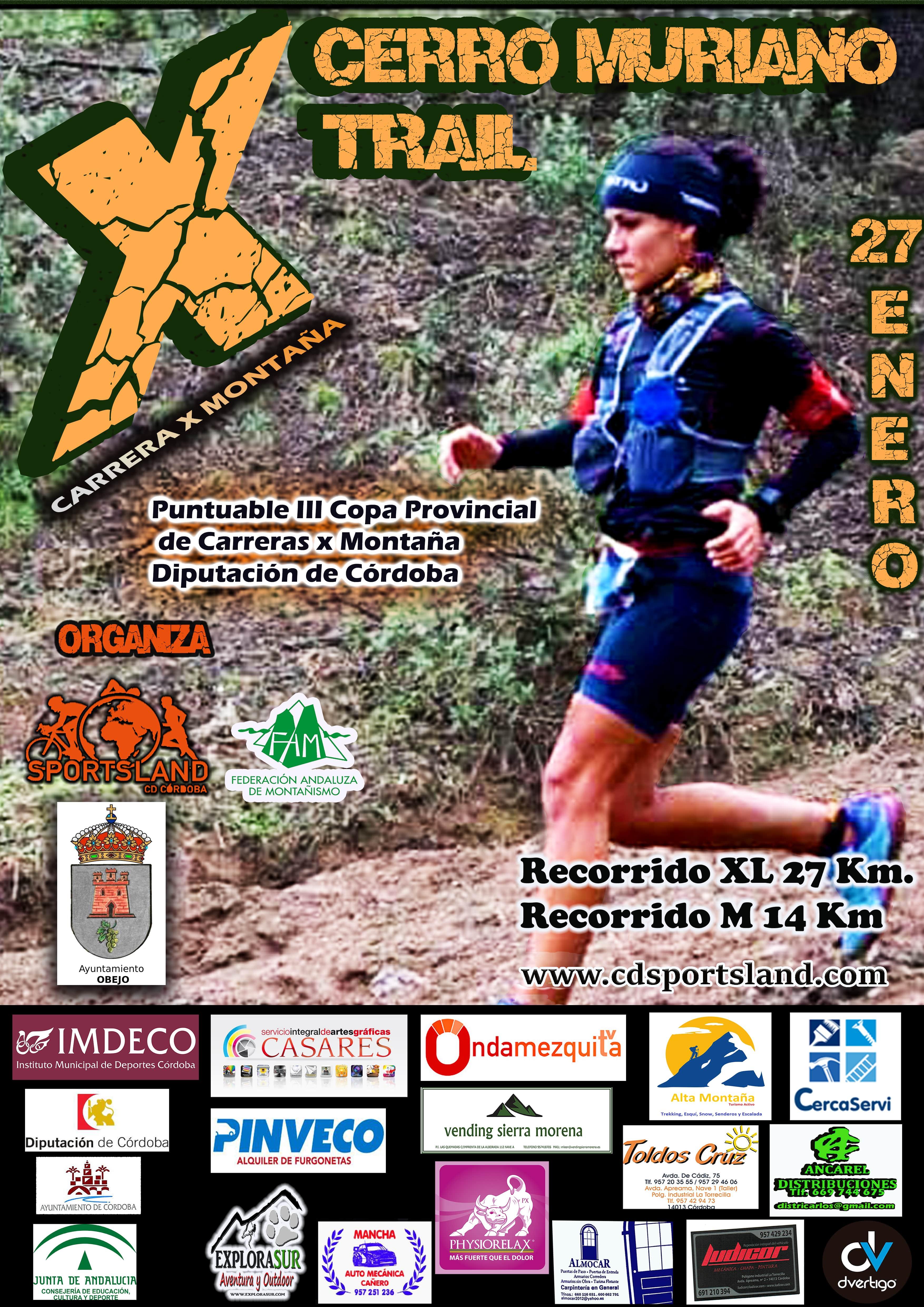X Trail Cerro Muriano - Sprint Chip