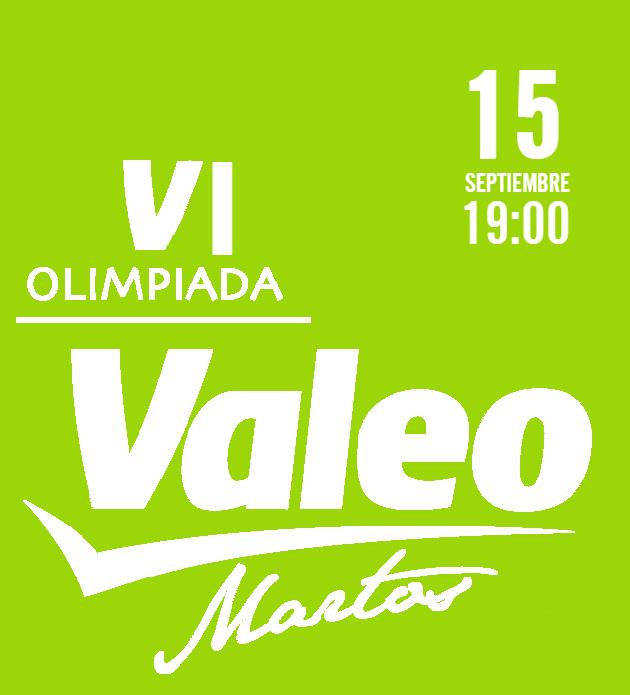 VI Olimpiada VALEO - Sprint Chip