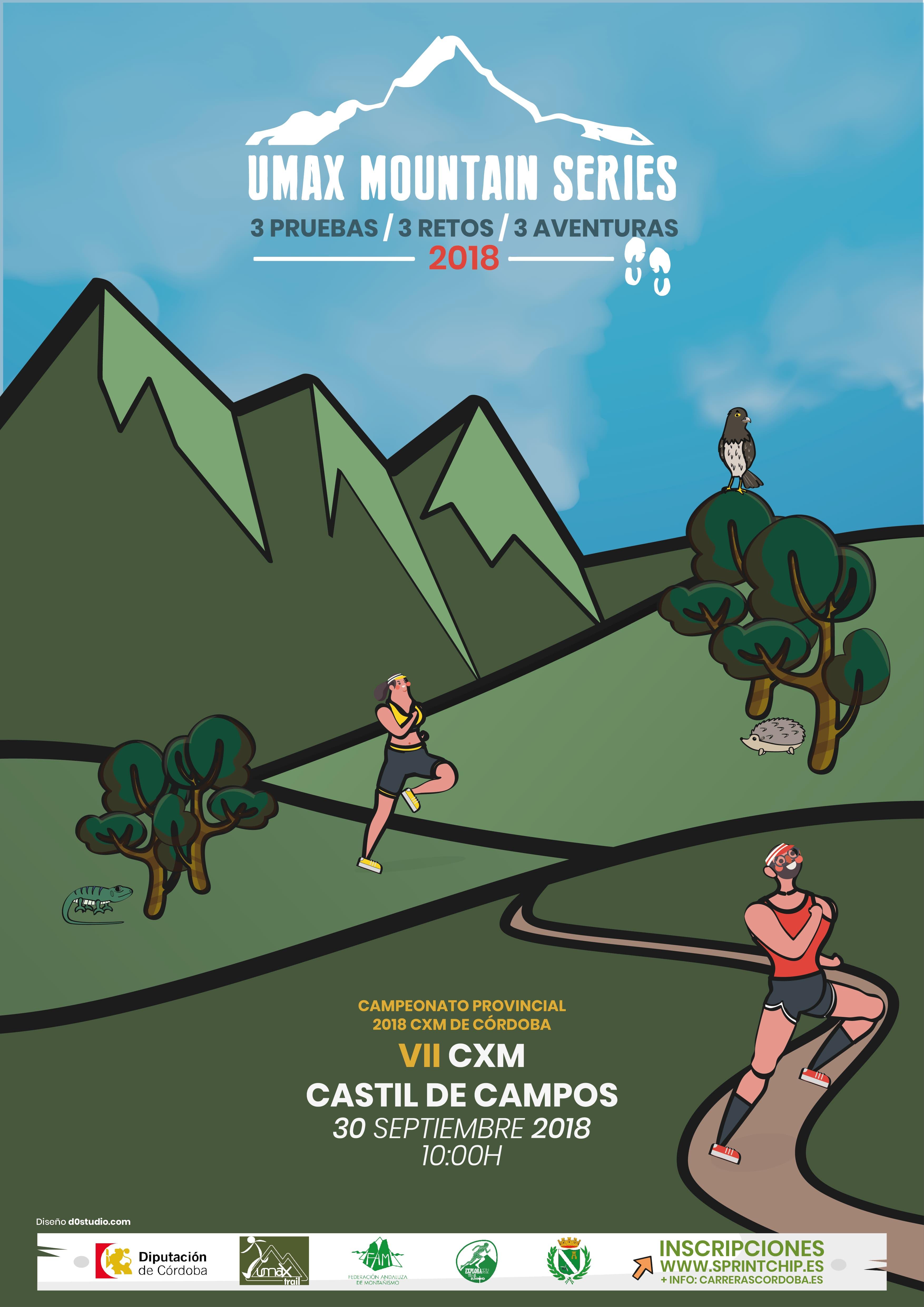 VII CxM Castil De Campos - Sprint Chip