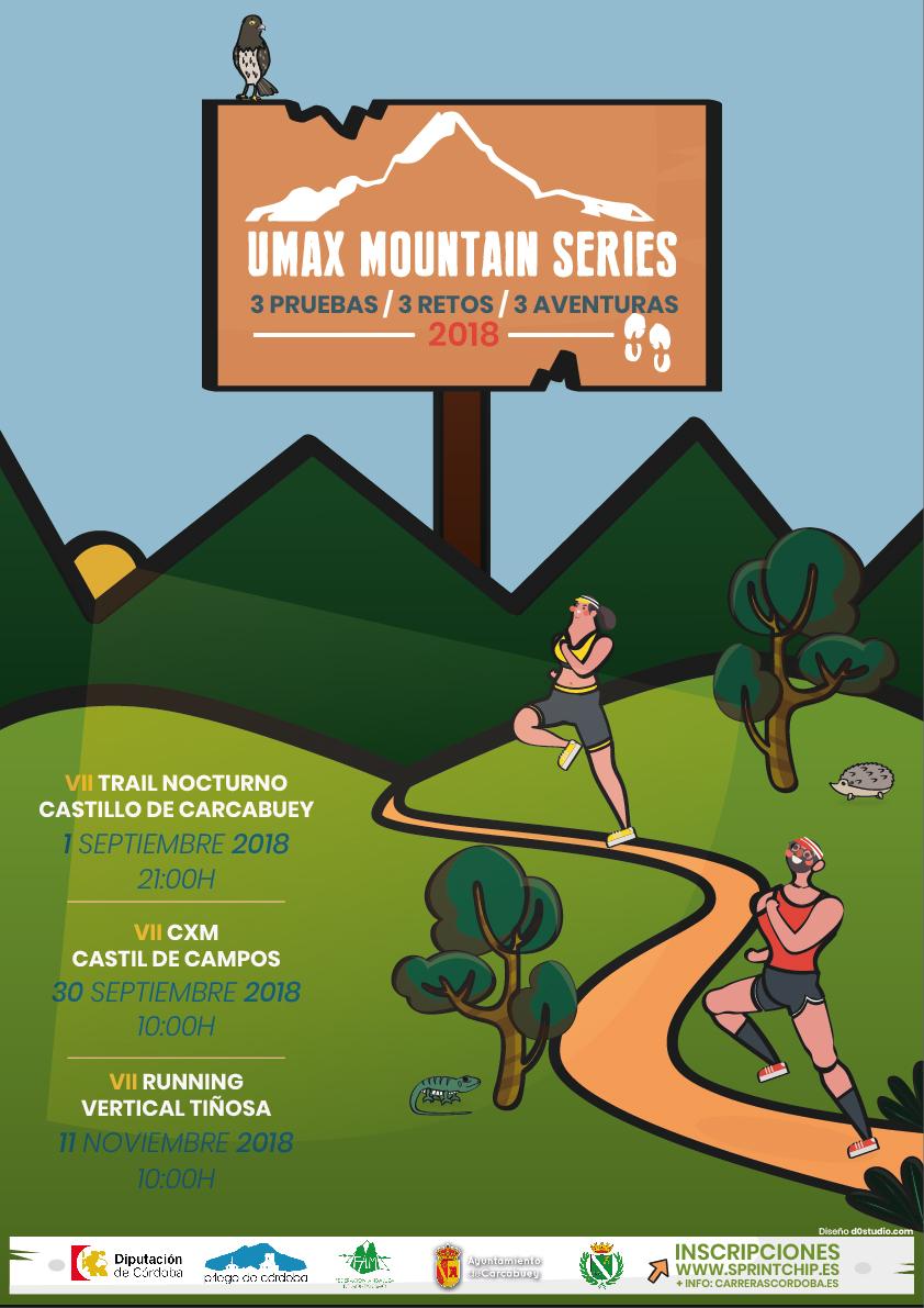 VII Circuito UMAX Trail Mountain Series - Sprint Chip