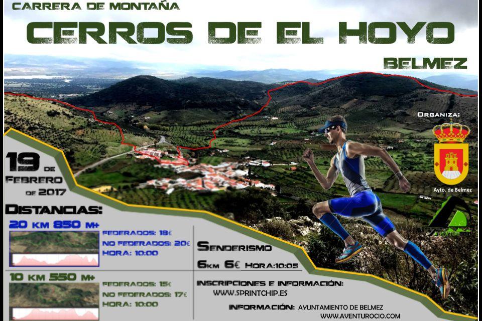 CdM Cerros de El Hoyo - Sprint Chip