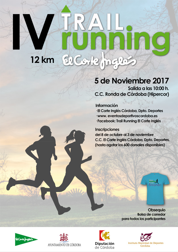 IV Trail Running EL CORTE INGLÉS - Sprint Chip