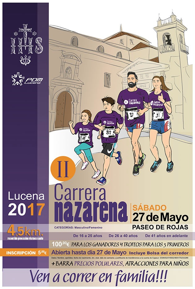 II Carrera Nazarena - Sprint Chip