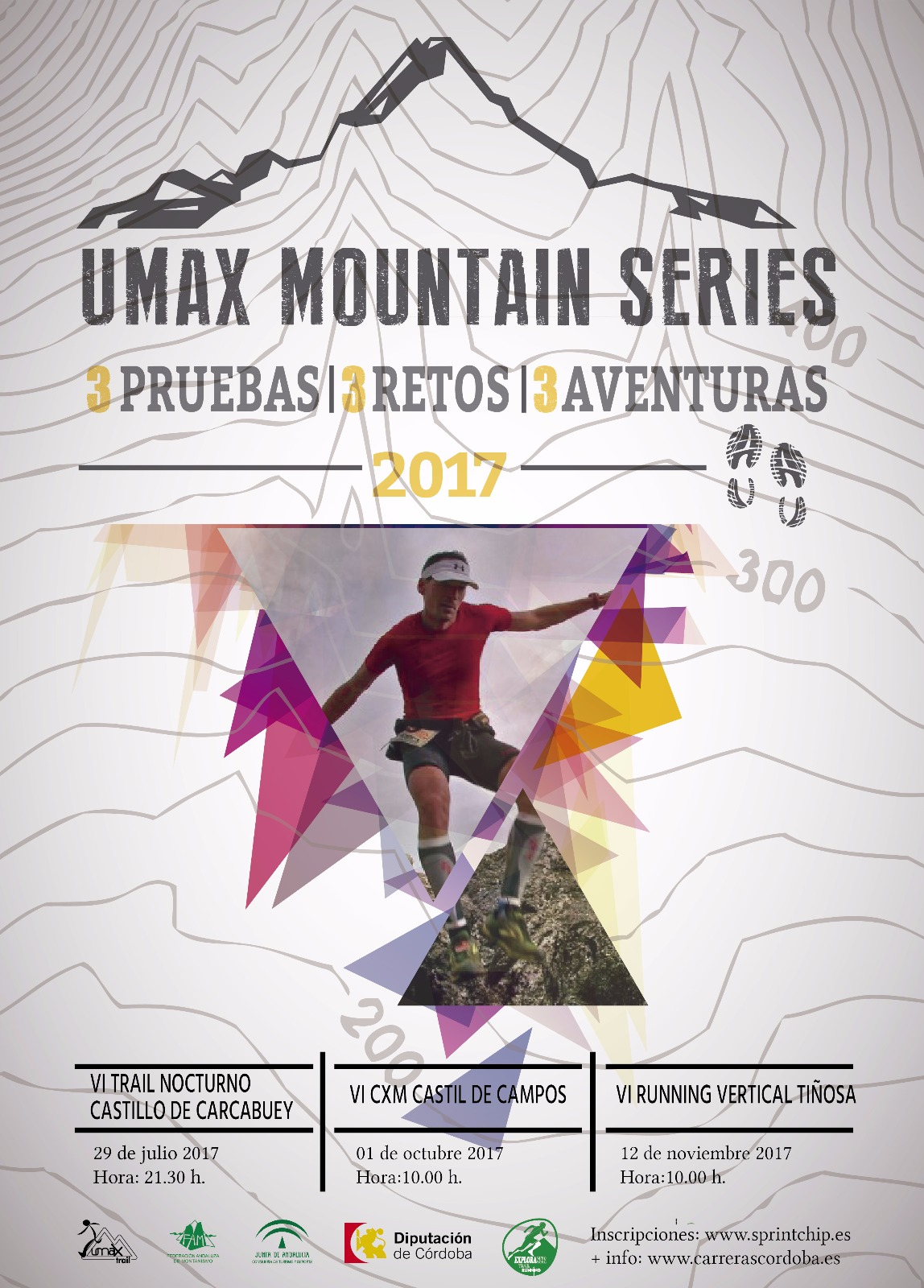 CIRCUITO UMAX MOUNTAIN SERIES - Sprint Chip