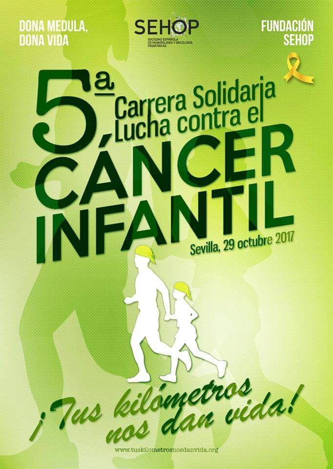 5ª Carrera Solidaria Lucha Contra el Cáncer Infantil - Sprint Chip