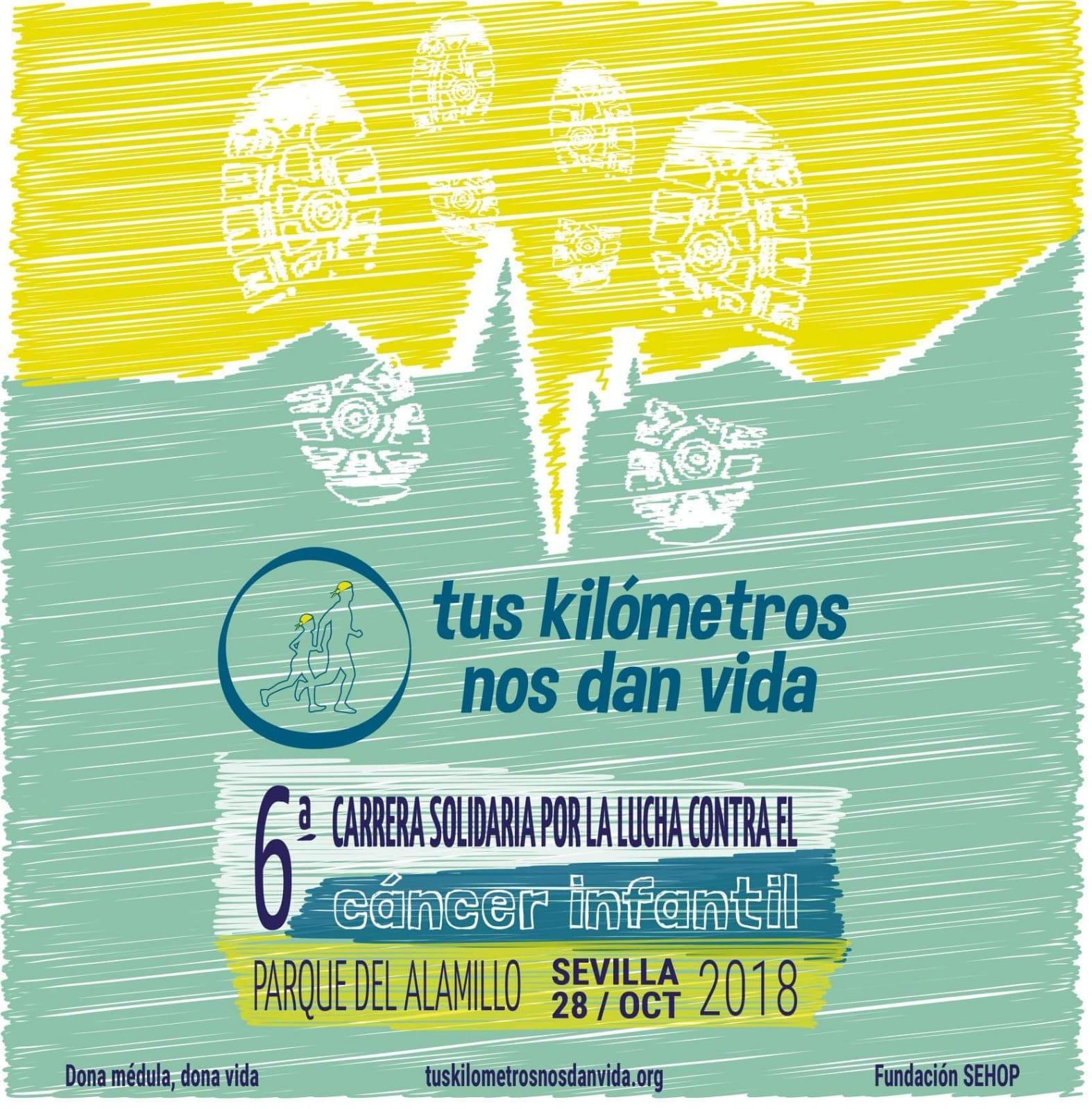 6ª Carrera Solidaria Por La Lucha Contra el Cáncer Infantil - Sprint Chip