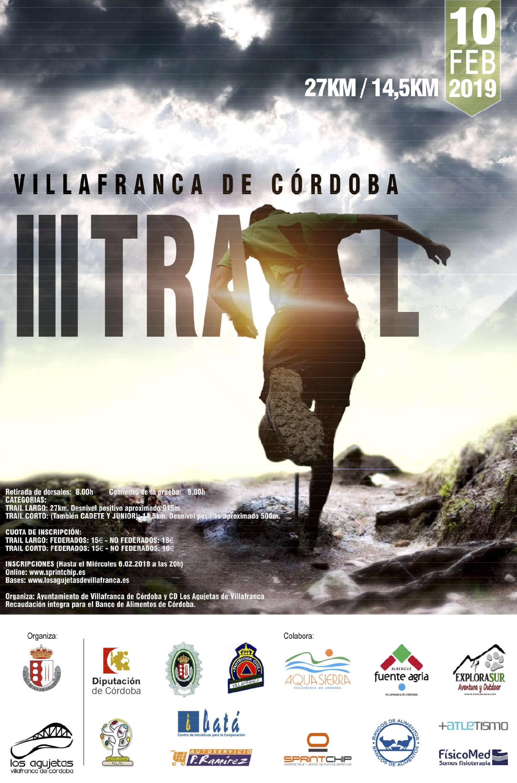III Trail de Villafranca - Sprint Chip